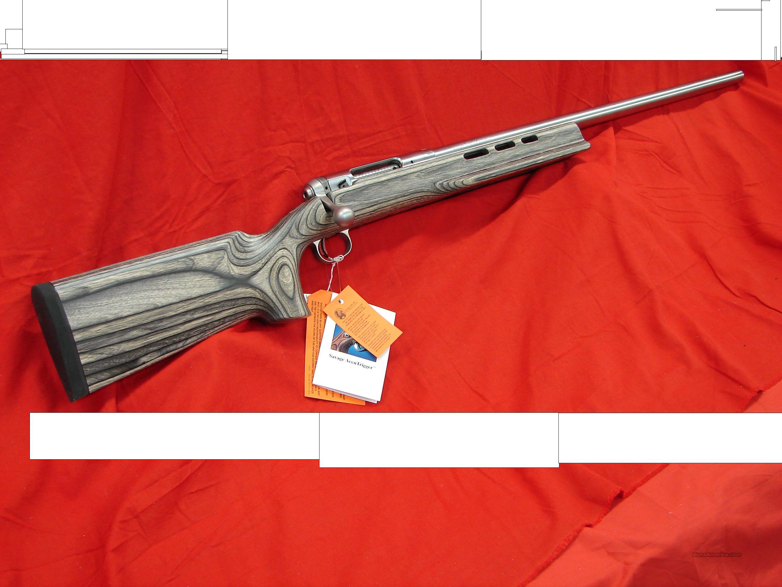 Savage Mdl 12 Bench Rest Rifle In 308 Win For Sale