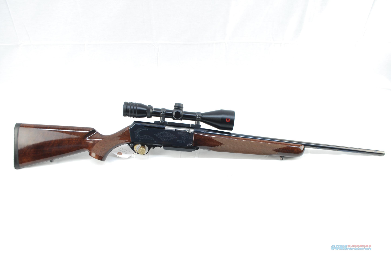 Browning BAR Safari .308 w Redfield Revenge 3-9x52  Guns > Rifles > Browning Rifles > Semi Auto > Hunting