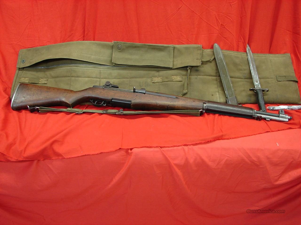 H&R M1 Garrand   Guns > Rifles > Military Misc. Rifles US > M1 Garand