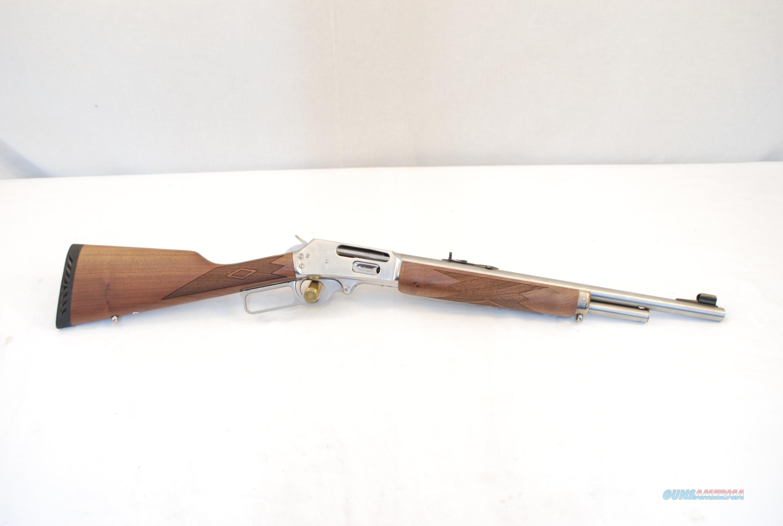 Marlin 1895 GS .45-70  Guns > Rifles > Marlin Rifles > Modern > Lever Action