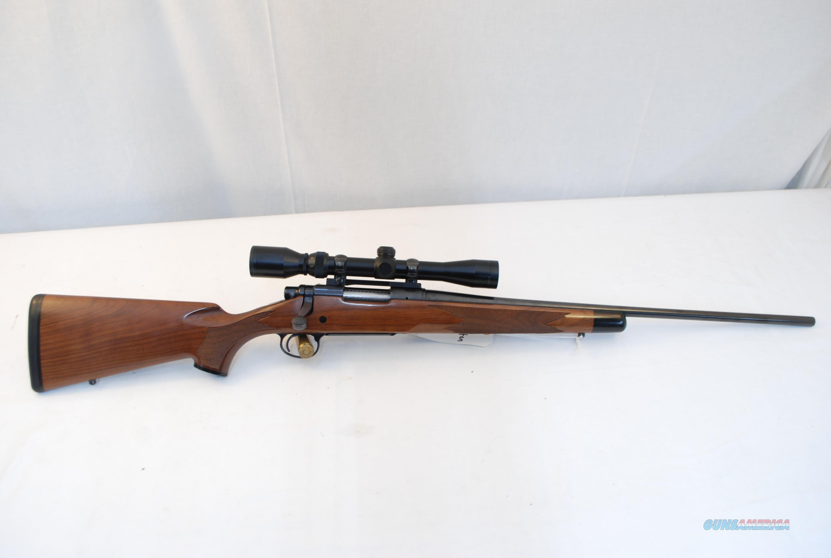 Remington 700 Mountain rifle .243  Guns > Rifles > Remington Rifles - Modern > Model 700 > Sporting