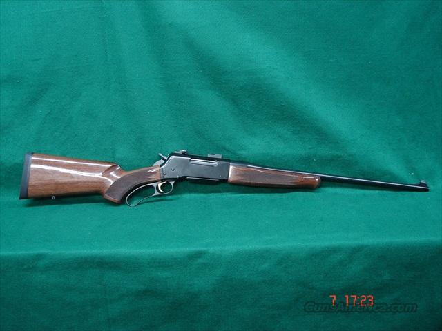 Browning BLR 325 WSM  Guns > Rifles > Browning Rifles > Lever Action