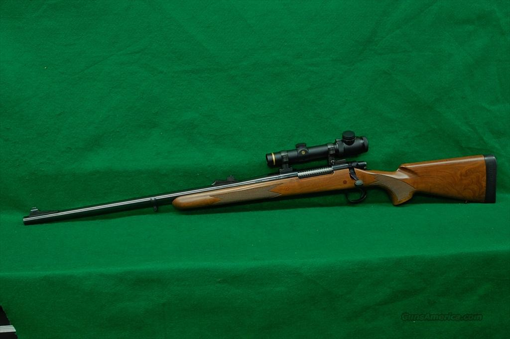 Remington 700 LH 375 H&H Mag w/ Leupold  Guns > Rifles > Remington Rifles - Modern > Model 700 > Sporting