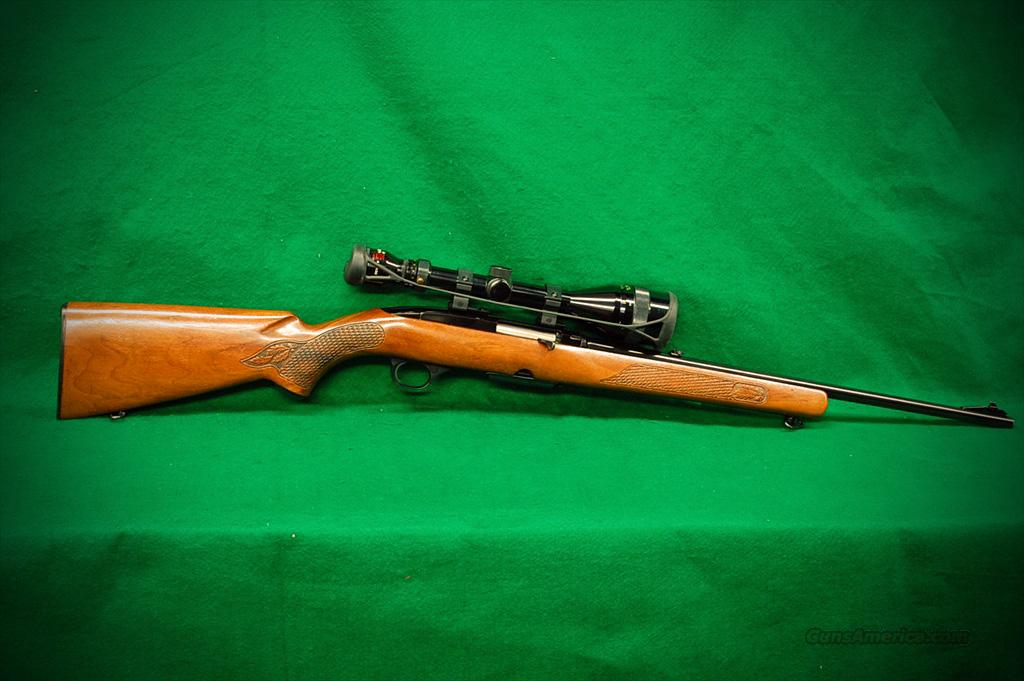 Winchester 100 308 Win  Guns > Rifles > Winchester Rifles - Modern Bolt/Auto/Single > Autoloaders