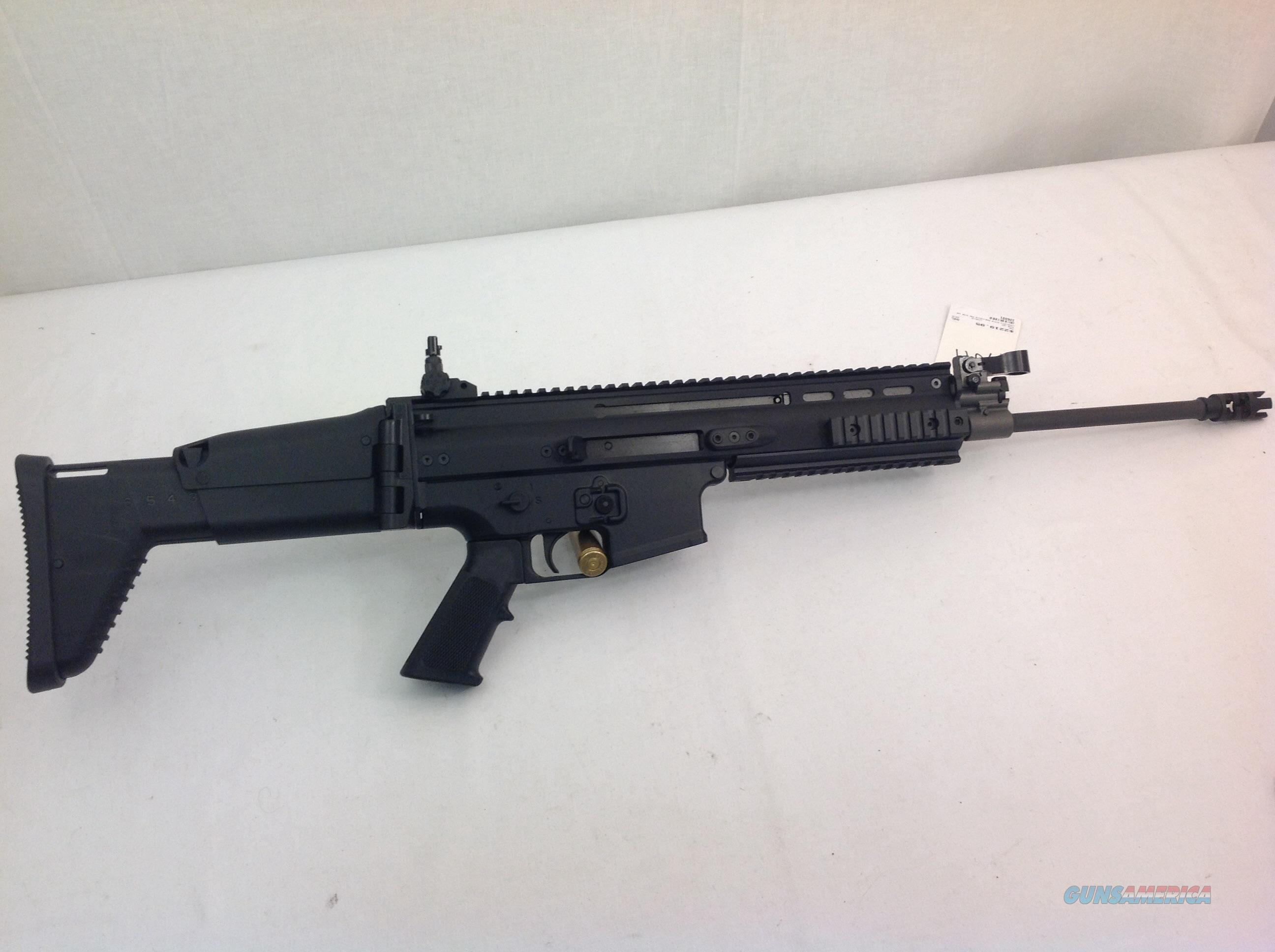 FNH SCAR 16S 5.56 NATO  Guns > Rifles > FNH - Fabrique Nationale (FN) Rifles > Semi-auto > Other