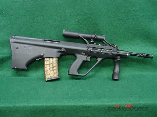 MSAR STG-556 with standard reticle  Guns > Rifles > MN Misc Rifles