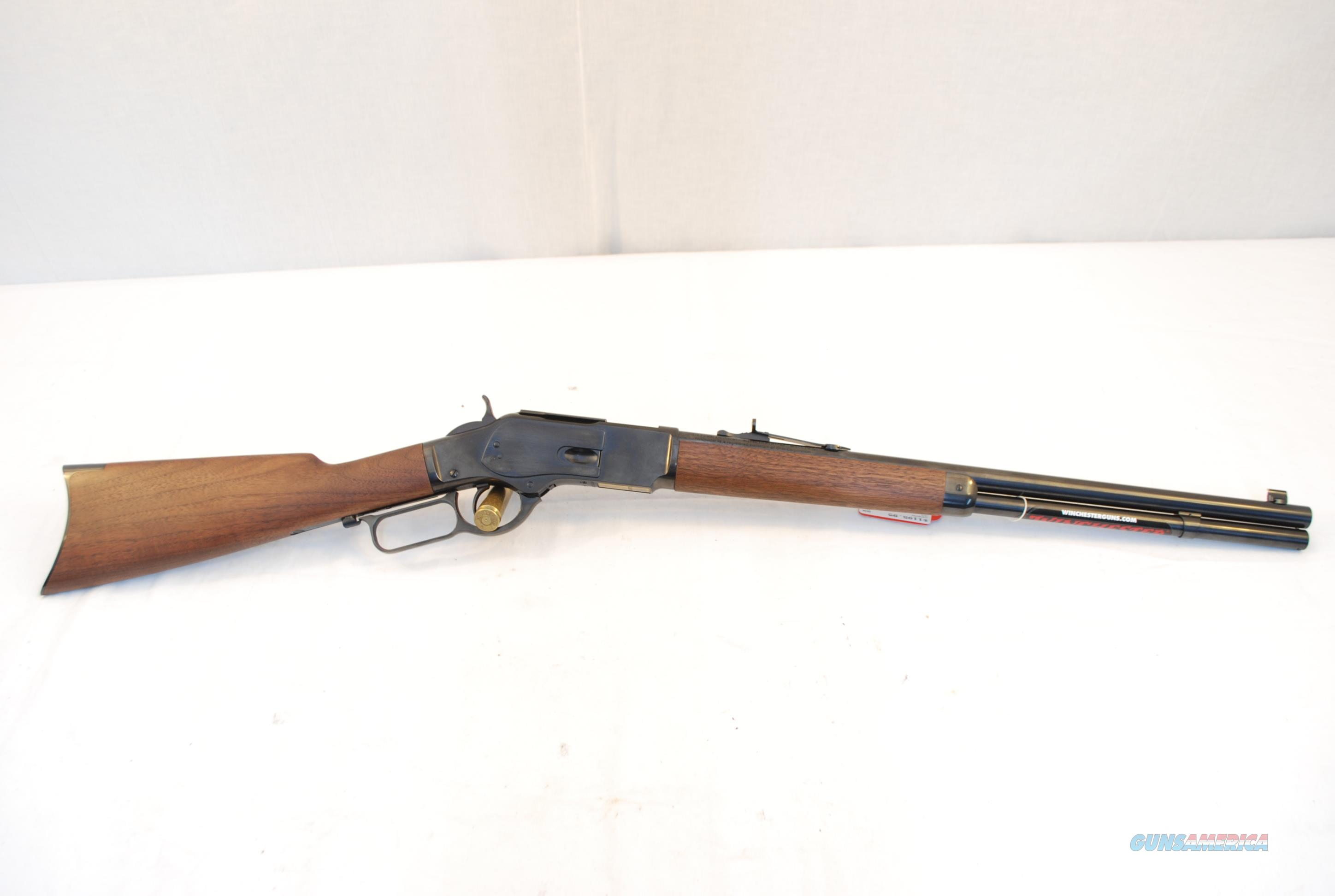 Winchester 1873 Short Rifle .357 Mag/ .38 Spl  Guns > Rifles > Winchester Rifles - Modern Lever > Other Lever > Post-64