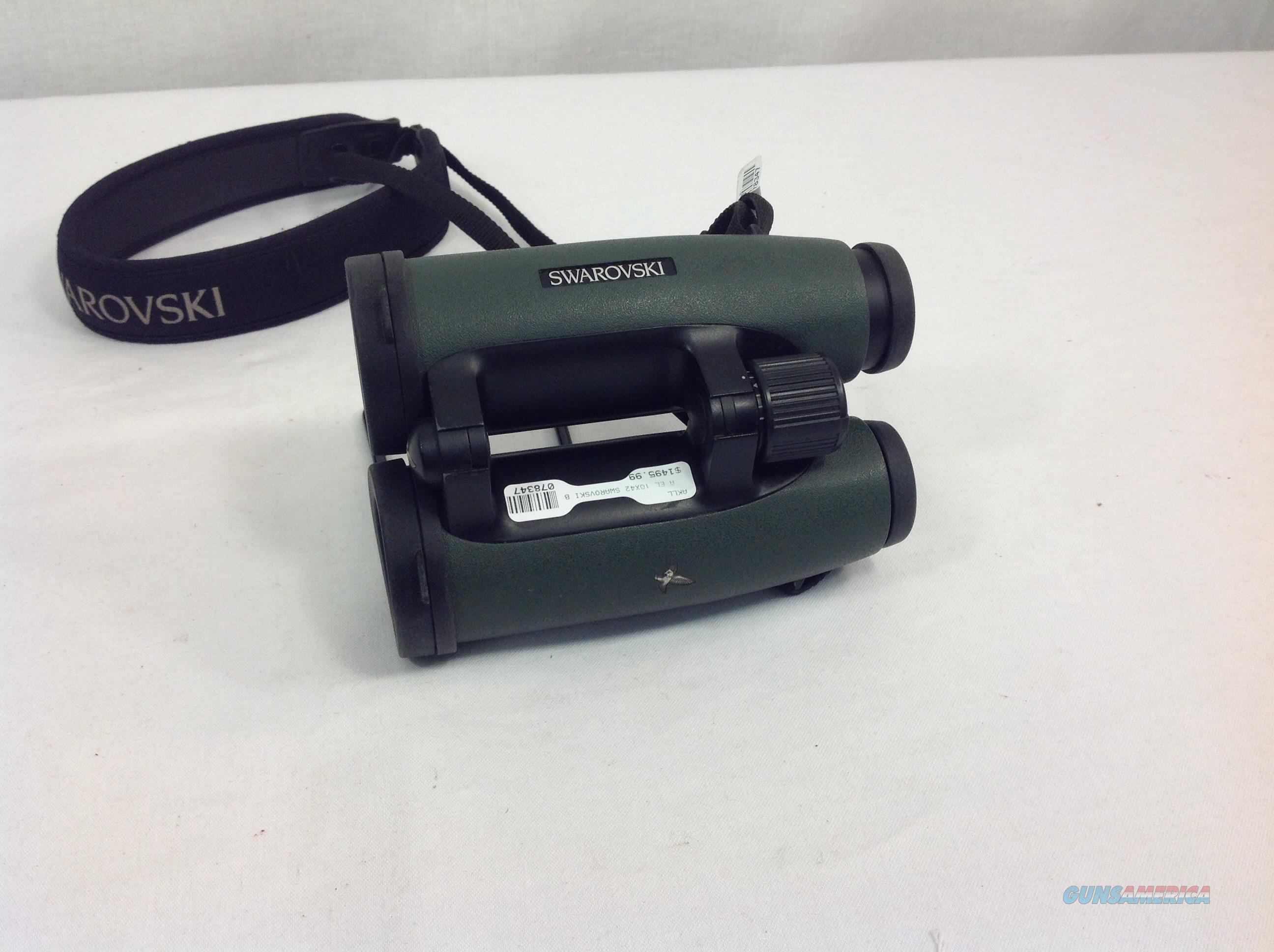Swarovski EL 10x42  Non-Guns > Scopes/Mounts/Rings & Optics > Non-Scope Optics > Binoculars