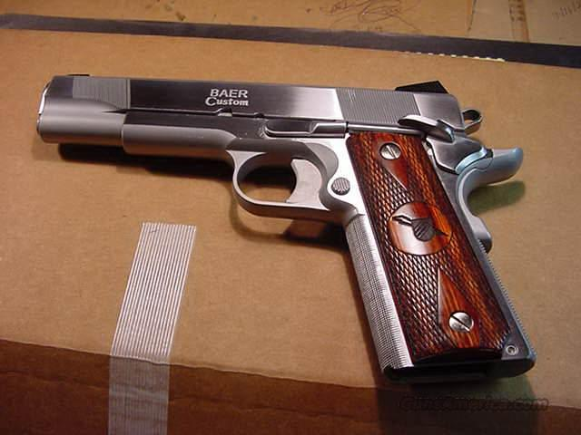 Les Baer Thunder Ranch Hard Chrome 1911 New. for sale