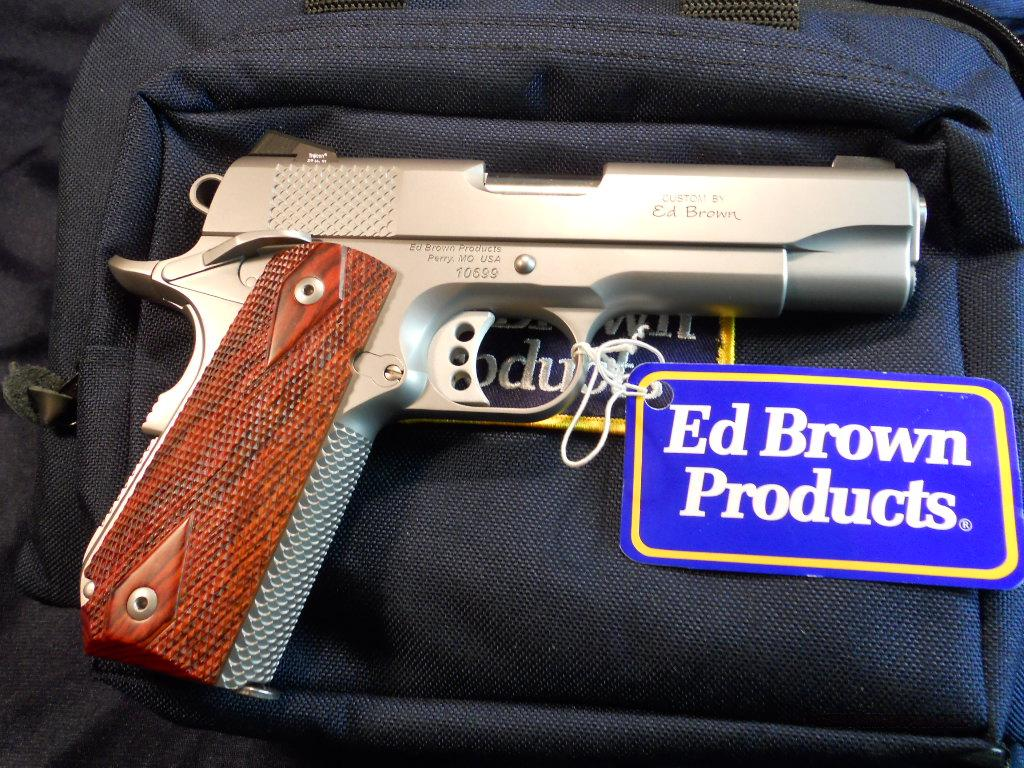 Ed Brown Kobra Carry KC-SS-CAL2 New .45 acp.  Guns > Pistols > Ed Brown Pistols