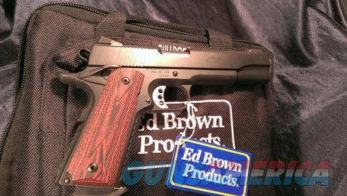 Ed Brown Special Forces SF-BB-CAL2 W/7 Mags. No Shipping or Credit Card Charge.  Guns > Pistols > Ed Brown Pistols