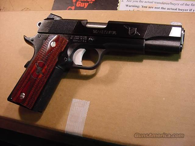 Les Baer Thunder Ranch Blue 1911 Night Sights S... for sale