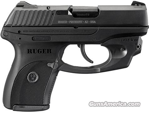 Ruger LC9 with Lasermax 9mm Pistol New.  Guns > Pistols > Ruger Semi-Auto Pistols > LCP