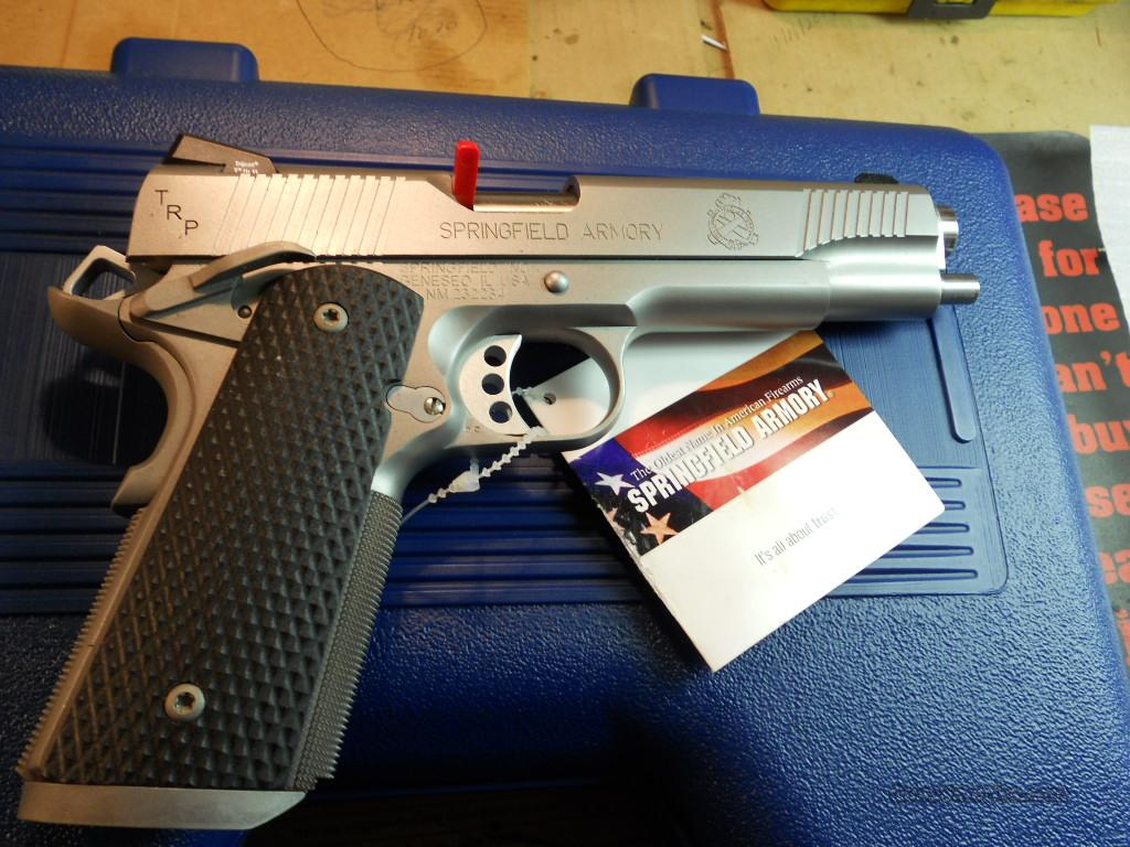 Springfield Tactical PC9107LP Loaded 1911 .45 acp New.  Guns > Pistols > Springfield Armory Pistols > 1911 Type