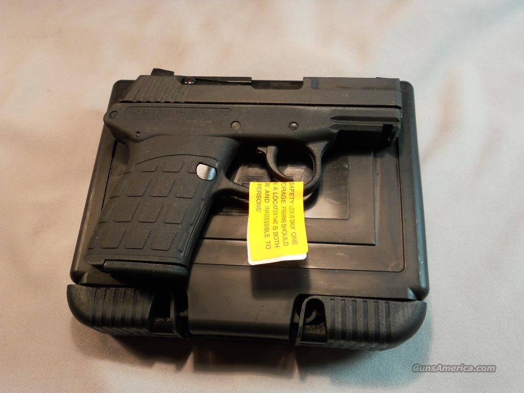 Kel-Tec PF-9 Parkerized 9mm New.  Guns > Pistols > Kel-Tec Pistols > Pocket Pistol Type