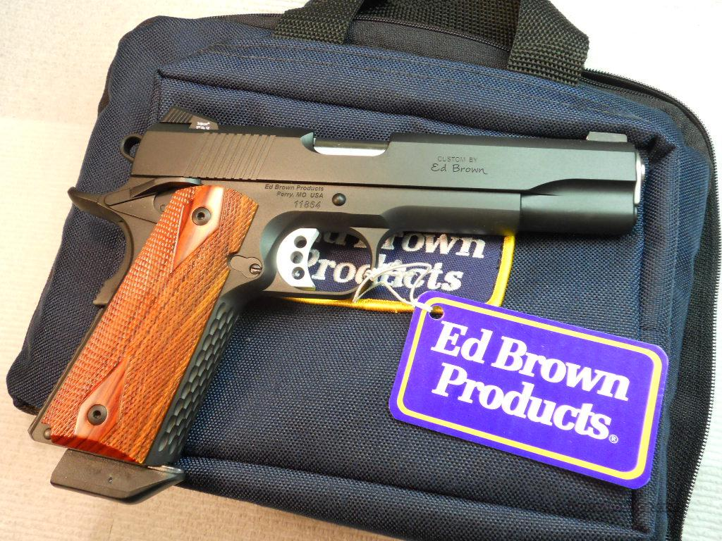 Ed Brown Special Forces SF-BB-CAL2 California Appoved .45 acp.  Guns > Pistols > Ed Brown Pistols