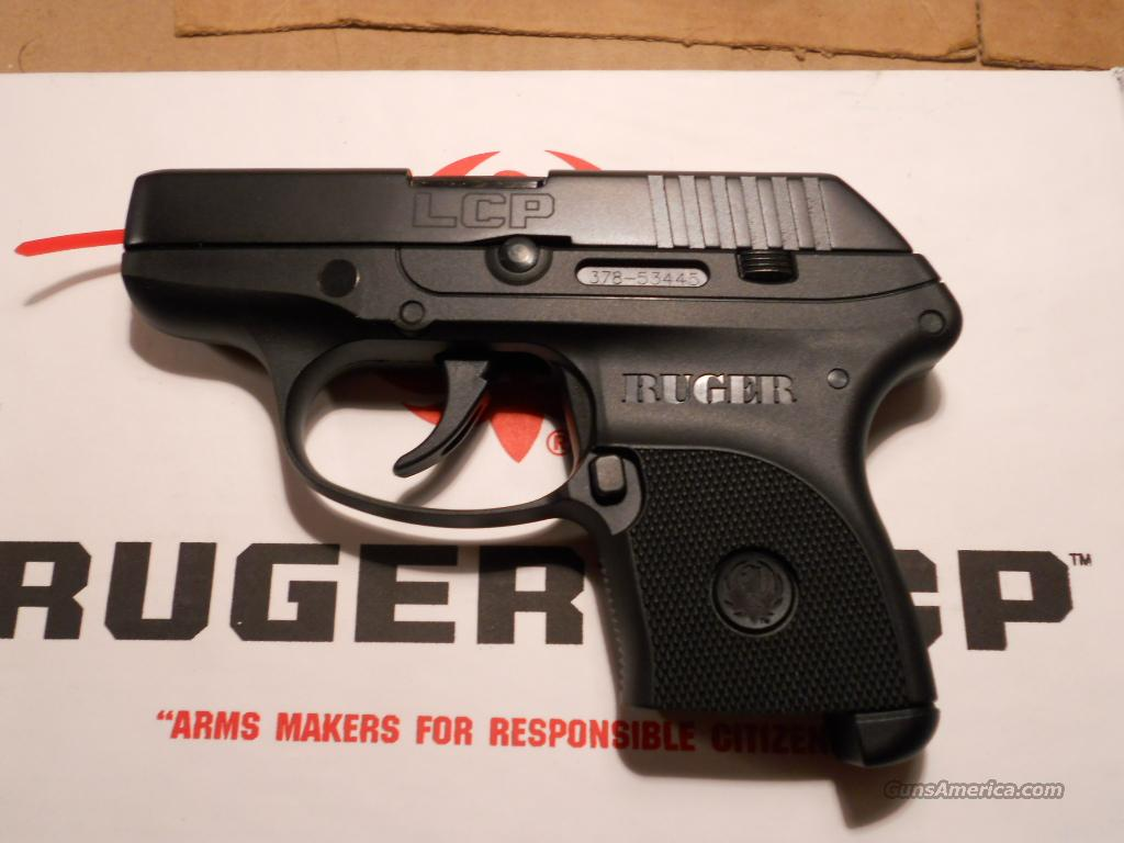 Ruger LCP .380 new in the box.  Guns > Pistols > Ruger Semi-Auto Pistols > LCP