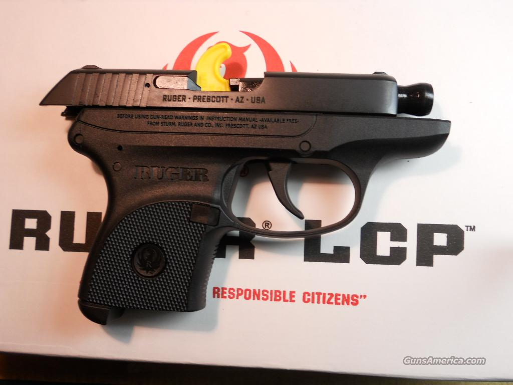 Ruger LCP .380 Auto New.  Guns > Pistols > Ruger Semi-Auto Pistols > LCP