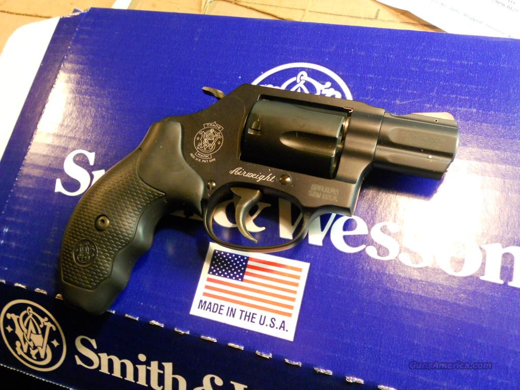 Smith and Wesson 360 Airweight .38 Special New.  Guns > Pistols > Smith & Wesson Revolvers > Pocket Pistols