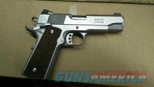 Les Baer Custom Carry Commanche SS .45 acp new.  Guns > Pistols > Les Baer Pistols