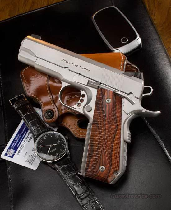 Ed Brown EC-SS-A Executive Carry .45acp New.  Guns > Pistols > Ed Brown Pistols
