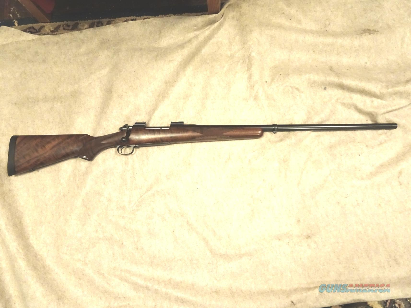 "Dakota Arms 76 Classic 375 Dakota with upgrades.  26"" barrel, upgraded wood  Guns > Rifles > Dakota Arms Rifles"