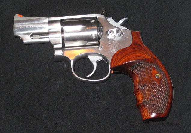 Model 66-3  Guns > Pistols > Smith & Wesson Revolvers > Full Frame Revolver