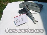 ATM Automag II 22mag S.S.   Guns > Pistols > AMT Pistols > Other