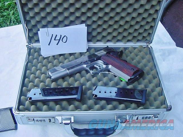Smith & Wesson model PC 1911 45ACP cal.  Guns > Pistols > Smith & Wesson Revolvers > Performance Center