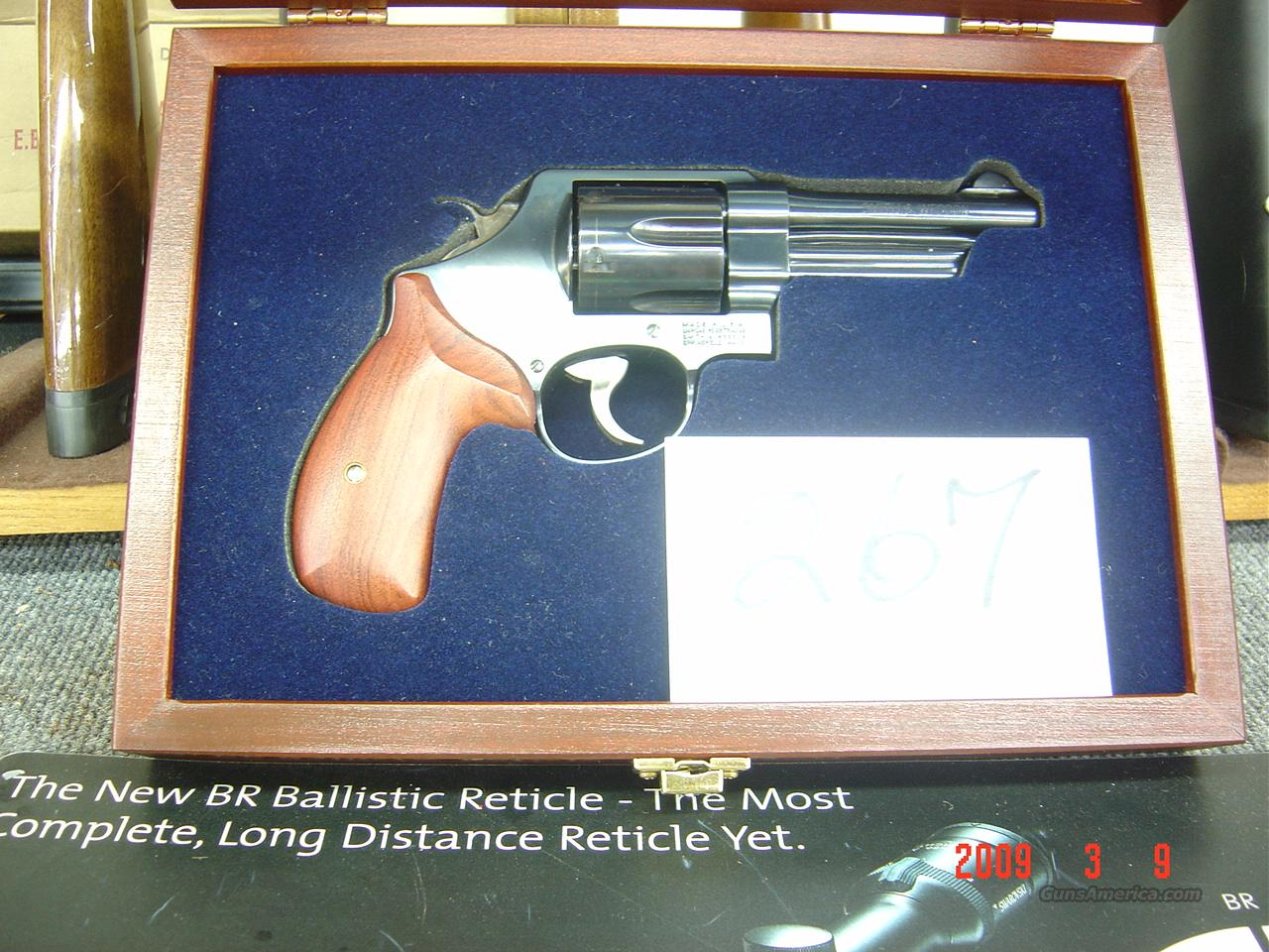 Smith & Wesson Model 21 44 special  Guns > Pistols > Smith & Wesson Revolvers > Full Frame Revolver