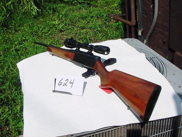 Browning Bar 270 Win. Red Field  Guns > Rifles > Browning Rifles > Semi Auto > Hunting