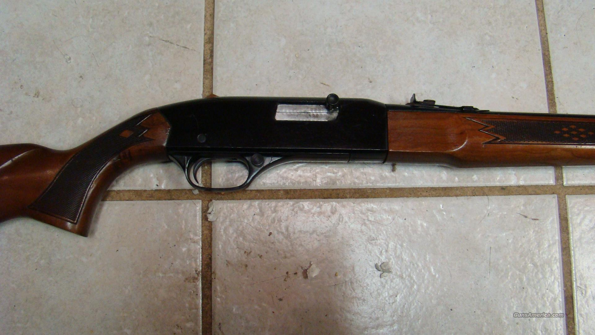 WINCHESTER MODEL 290 DELUXE VERY NICE CLEAN GUN  Guns > Rifles > Winchester Rifles - Modern Bolt/Auto/Single > Autoloaders