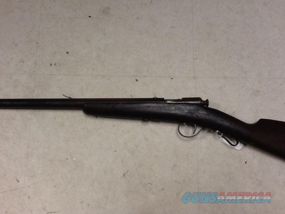 Winchester Model 1902 22 long and short  Guns > Rifles > Winchester Rifles - Modern Bolt/Auto/Single > Other Bolt Action
