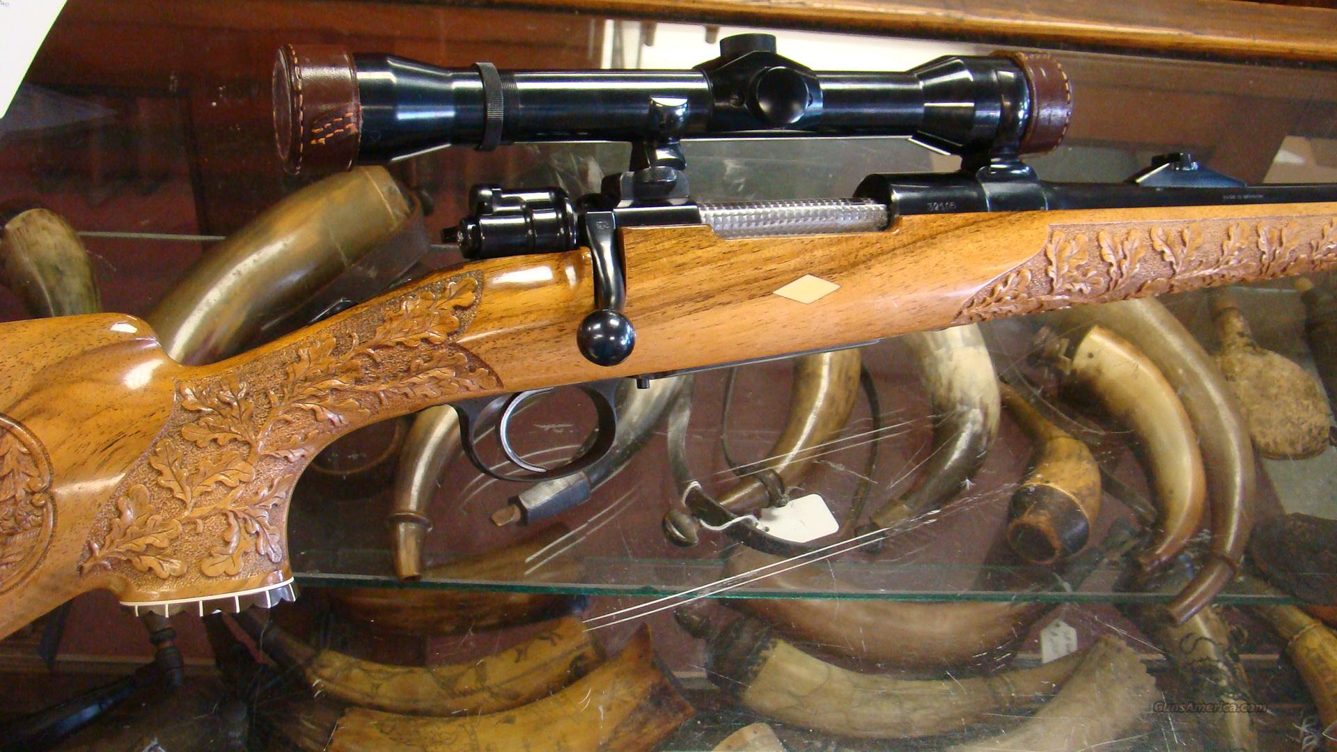 Outstanding Fn Mauser Custom 270 Cal Rifle By K For Sale
