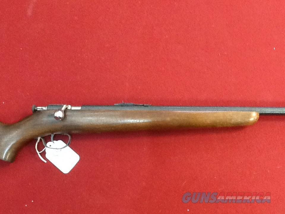 Winchester Model 67A 22. S-L or LR  Guns > Rifles > Winchester Rifles - Modern Bolt/Auto/Single > Other Bolt Action