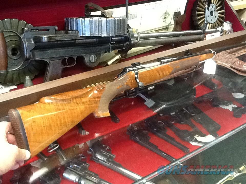 Beautiful xxx wood Pederson custom rifle 7mm rem mag 24in brl big game rifle  Guns > Rifles > Custom Rifles > Bolt Action