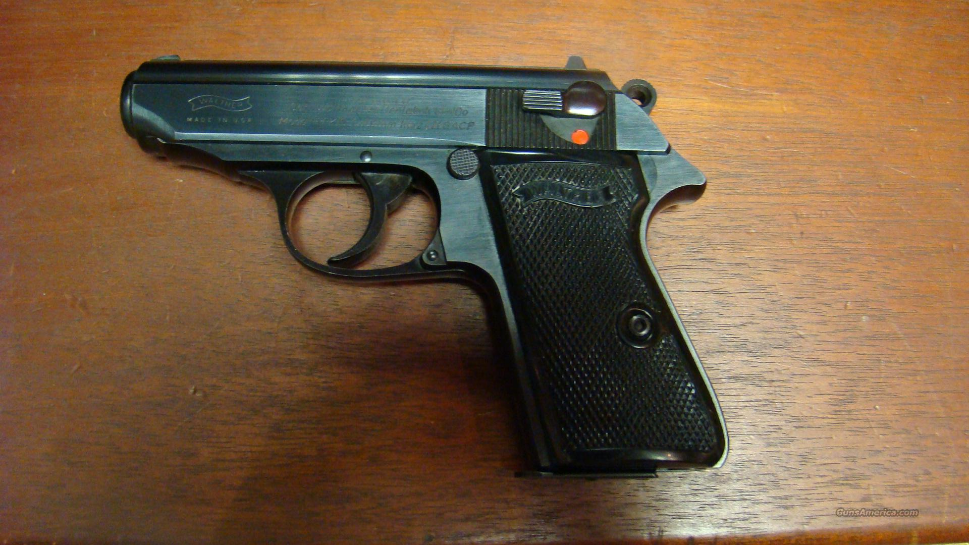 MINT WALTHER PPK/S 380 MINT AS NEW   Guns > Pistols > Walther Pistols > Post WWII > PP Series