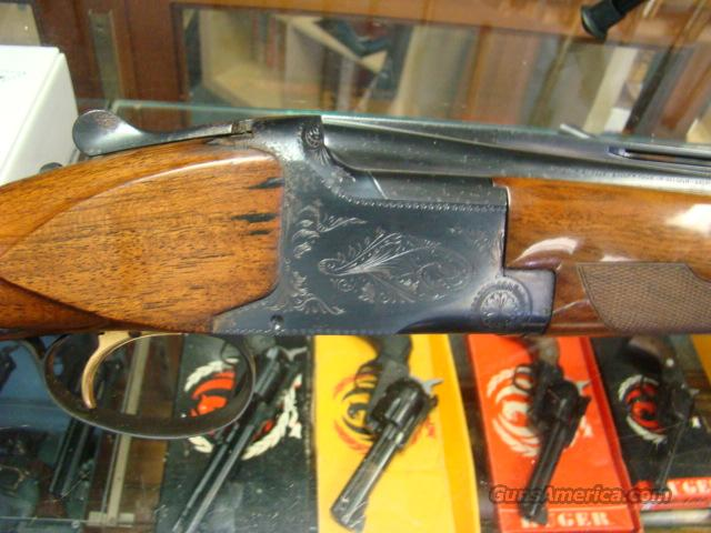 BELGIUM BROWNING BROADWAY TRAP 12 GA   Guns > Rifles > Custom Rifles > Bolt Action