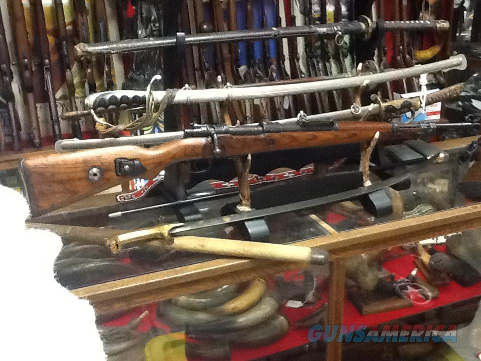 Beautiful rare less than 1% production ww2 Mauser k98 k  8mm 1940 337 code vet bring back  w sling and muzzle cap  Guns > Rifles > Mauser Rifles > German