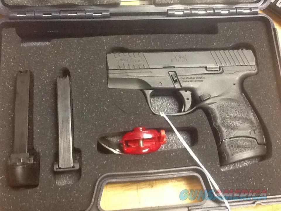 UNFIRED walther PPS 9mm compact carry gun with 3 mags  Guns > Pistols > Walther Pistols > Post WWII > PPS