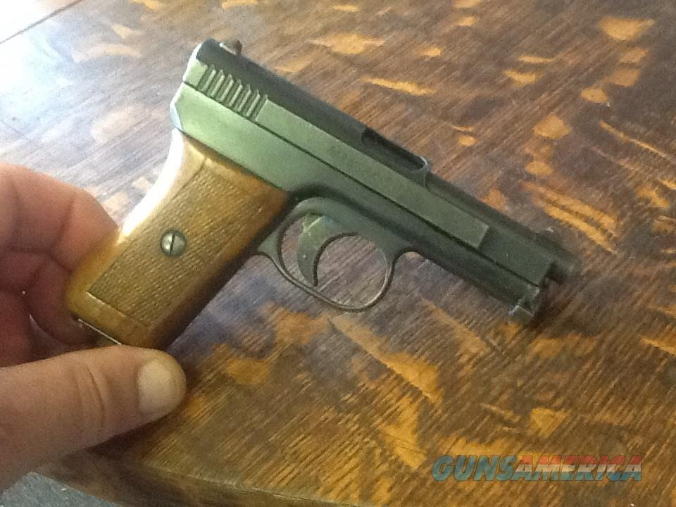 Mauser model 1910 25 acp excellent condition  all ORIGL.cond  Guns > Pistols > Mauser Pistols