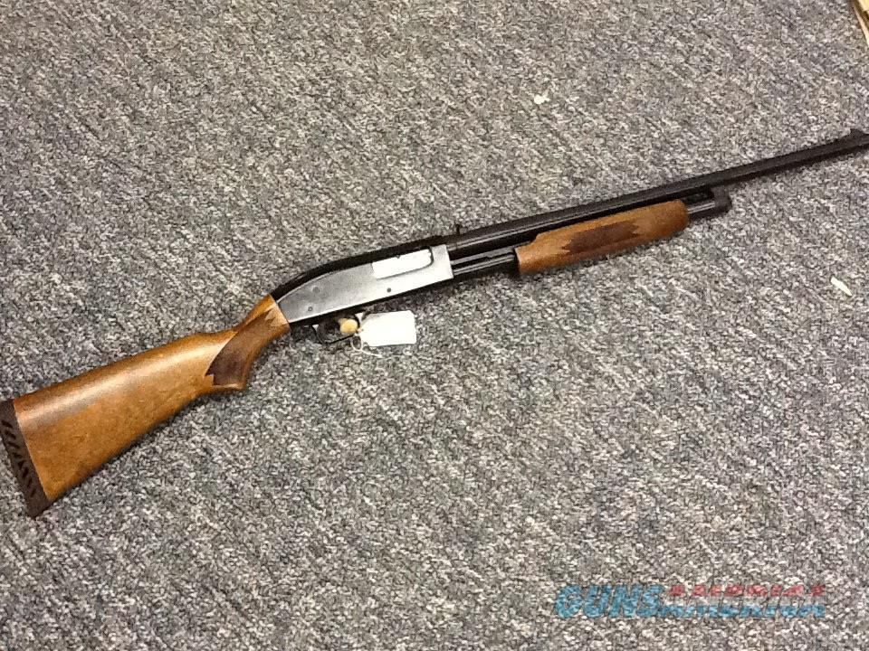 MOSSBERG 12ga model 500 deer slug gun   Guns > Shotguns > Mossberg Shotguns > Pump > Sporting