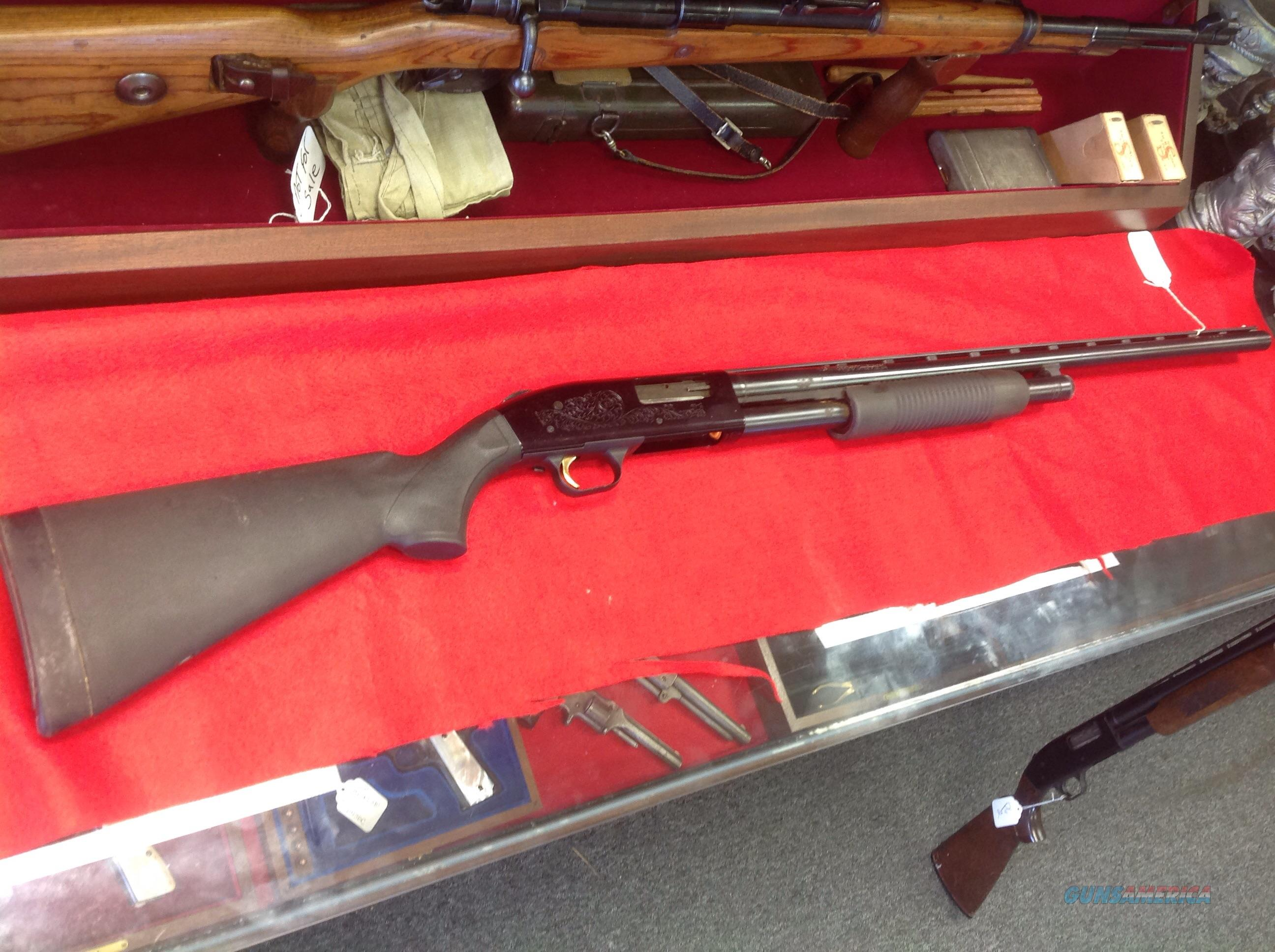 Mossberg 500 12ga 28in vr ported choke tubes blk syn stock  Guns > Shotguns > Mossberg Shotguns > Pump > Sporting
