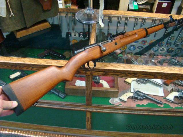 ULTRA RARE COLIMBIAN MAUSER MADE BY MADSEN WITH RARE BAYONET  MINT  Guns > Rifles > Mauser Rifles > Spanish