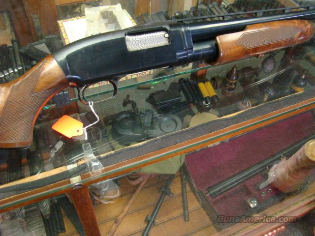 VERY NICE WINCHESTER MODEL 12 12GA TRAP GUN 30IN VR FULL CHOKE   Guns > Shotguns > Winchester Shotguns - Modern > Pump Action > Trap/Skeet