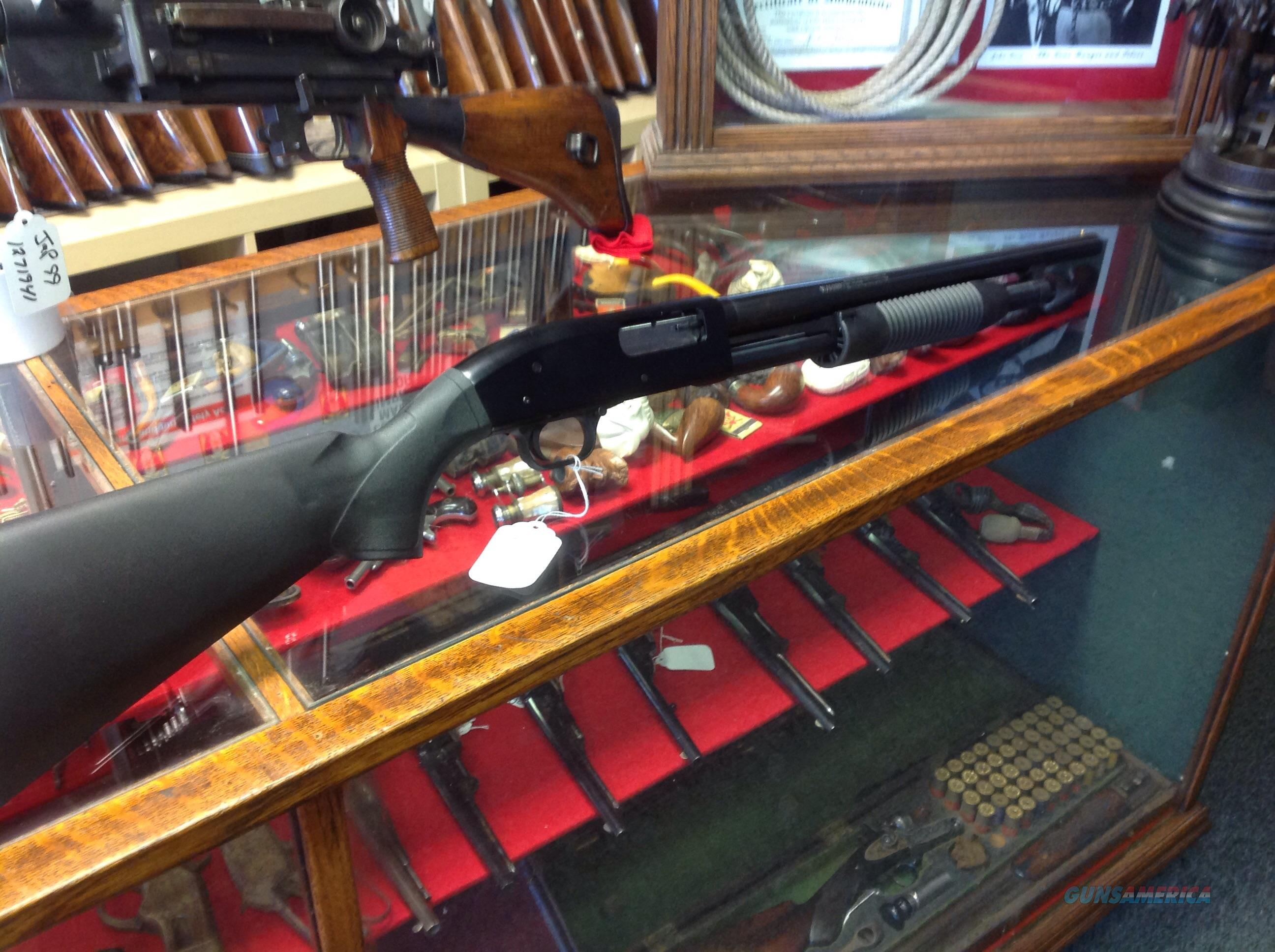 mossberg model 88  like 500  12ga 18 1/2 in brl unfired as new no box   Guns > Shotguns > Mossberg Shotguns > Pump > Tactical