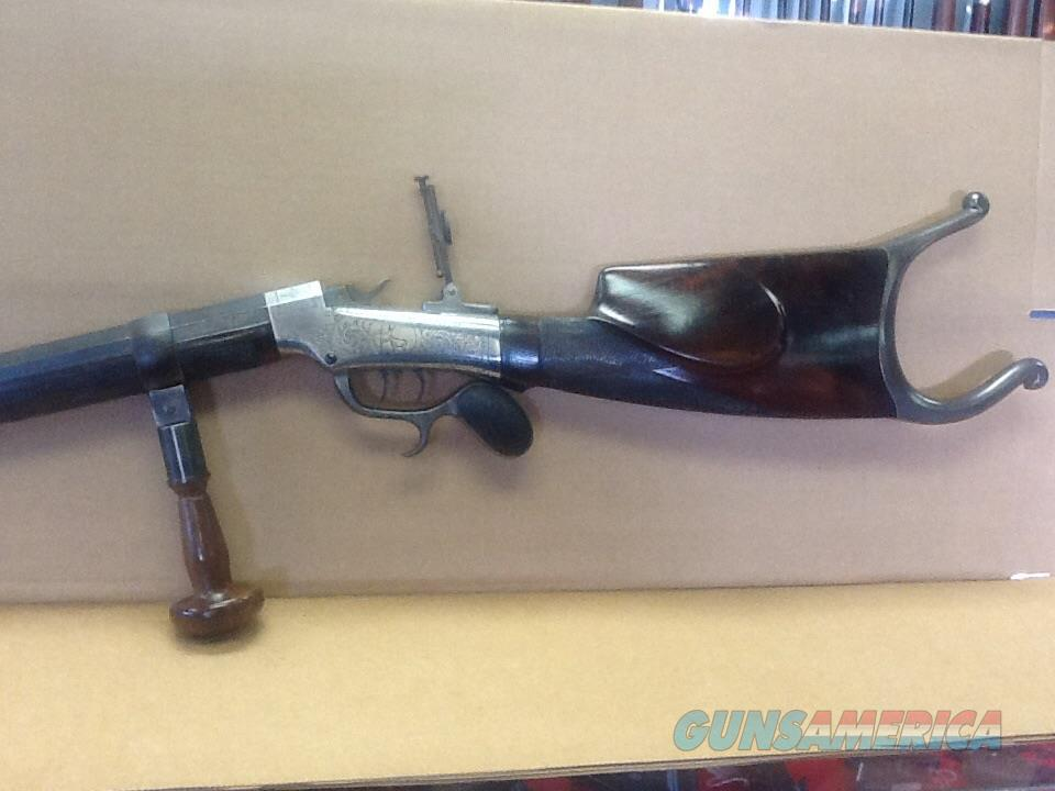 Marlin Ballard   Guns > Rifles > Ballard Rifle > Antique