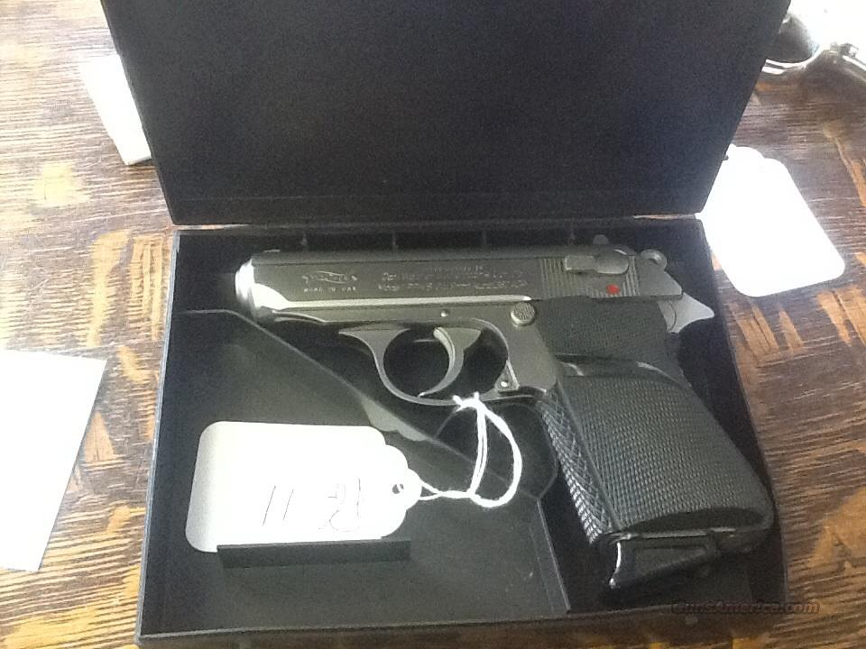 mint early manf walther ppk/s stainless 380 cal  not a smith & wesson  Guns > Pistols > Walther Pistols > Post WWII > PPK Series