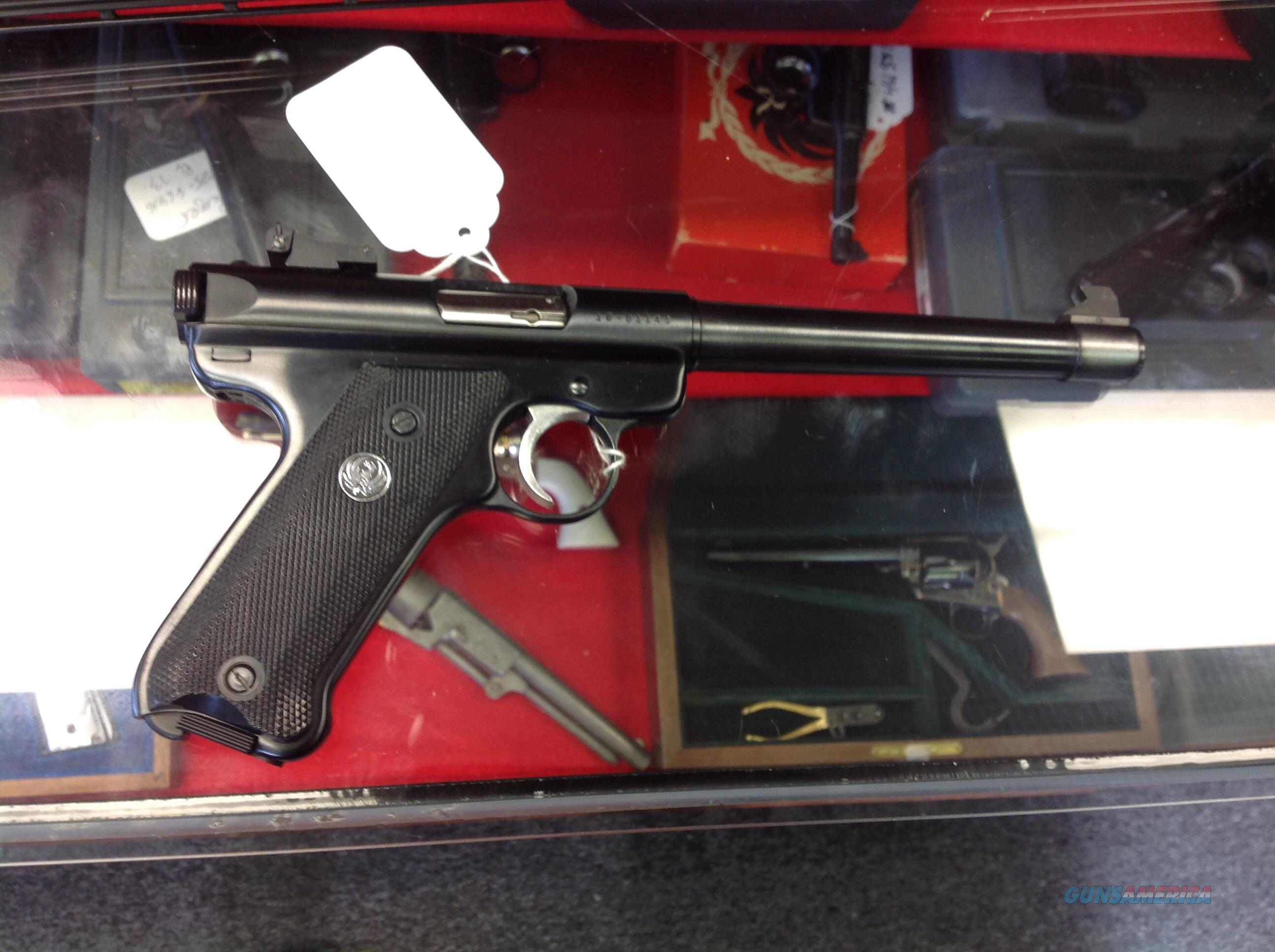 mint like new ruger mk11 target 7in brl  Guns > Pistols > Ruger Semi-Auto Pistols > Mark I & II Family