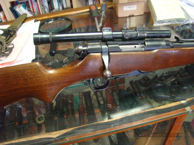 NICE EARLY 1930'S SAVAGE 222 CAL BOLT ACTION W/SCOPE  Guns > Rifles > Savage Rifles > Other